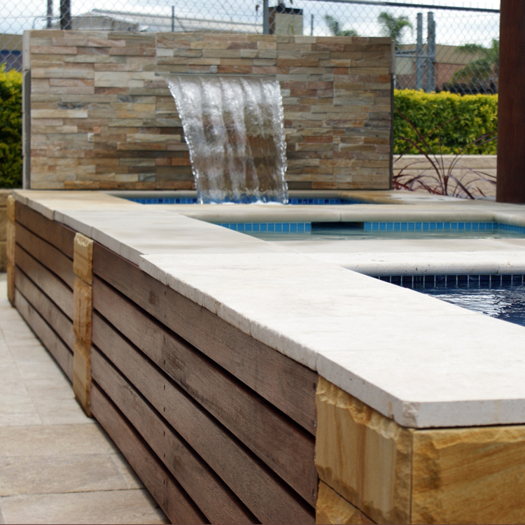 Display Pools located at iPave Western Sydney - Smithfield