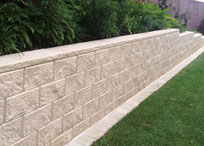 Tasman Retaining Wall System - Full Block