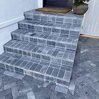 Zen Tumbled Bluestone 200x100x30mm Antique Cobbles