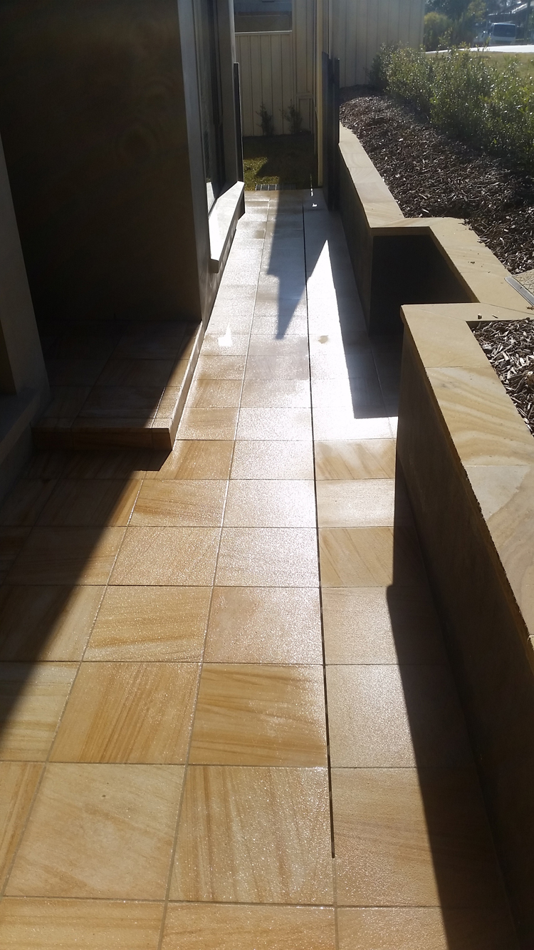 Colonial Sandstone 400 x 400 x 25mm Pavers
