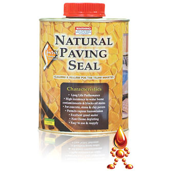 Spirit Natural Paving Seal 1 Litre Tin