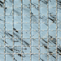 Waterline Tile (Mosaic) - Ocean Silver